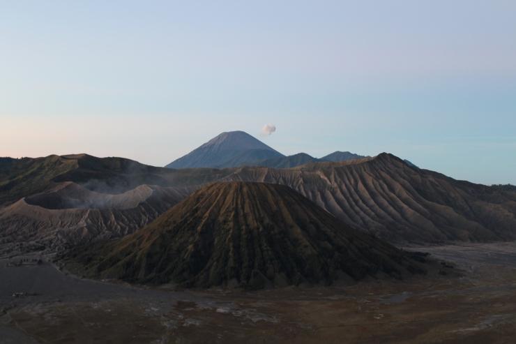 Bromo Indonesia